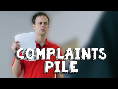 Complaints Pile - Bored Ep 127 | Viva La Dirt League (VLDL)