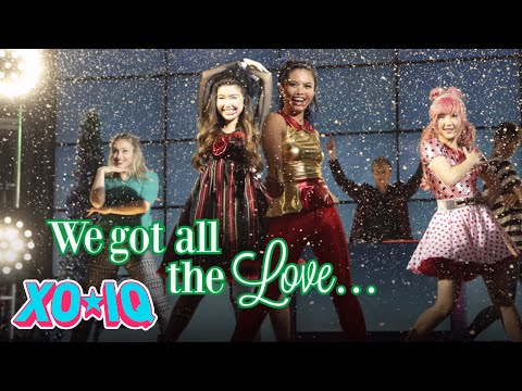 Make It Pop's XO-IQ – All The Love (Lyric Video) – Holiday Special