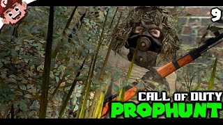 The BEST Hiding Spots! (CoD: PropHunt - Episode 9)