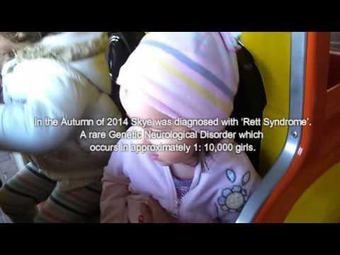 Skye's Story   Rett Syndrome   The Beginning