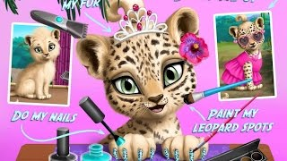 Baby Animal Hair Salon 2 - Educational Education - Videos Games for Kids - Girls - Baby Android