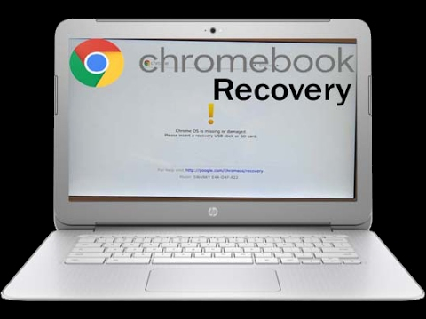 How To Recover Chrome OS is missing or damaged