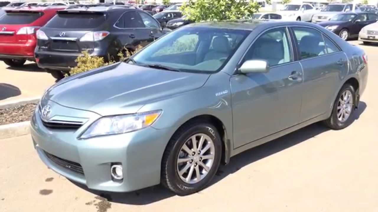 Pre owned 2011 toyota camry hybrid 4dr sdn red deer calgary pre owned 2011 toyota camry hybrid 4dr sdn red deer calgary alberta publicscrutiny Choice Image