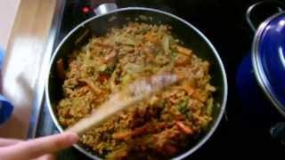 Fajitas Vegetarianas - Receta - Cocinando Vegano