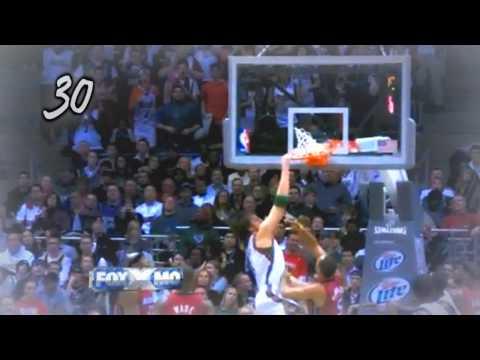 NBA's Top 50 Dunks 2010-2011 REGULAR SEASON ONLY (NO PLAYOFFS)