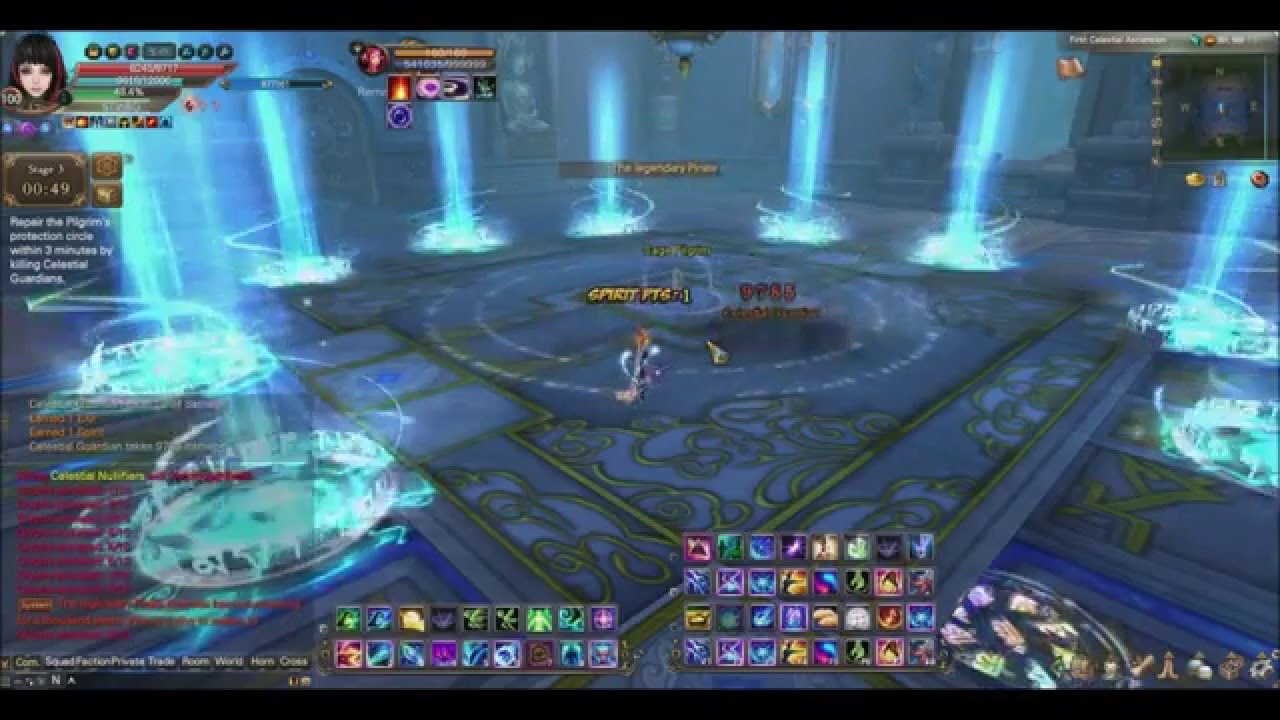Perfect World - Heavenfall Temple: All Bosses Guide (FULL ...