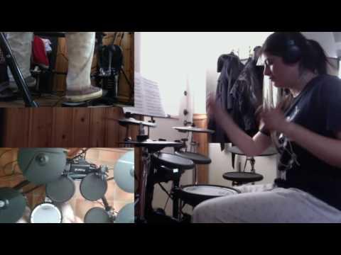 DevilDriver - Sin & Sacrifice (Drum Cover)