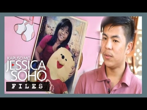 How did this girl become a man? | Kapuso Mo, Jessica Soho