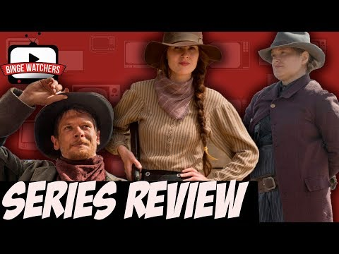 GODLESS Series Review (Spoiler Free) | Netflix