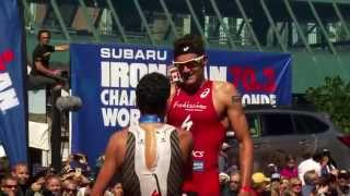 Since its debuted in 2006, the IRONMAN 70.3 World Championship has ...