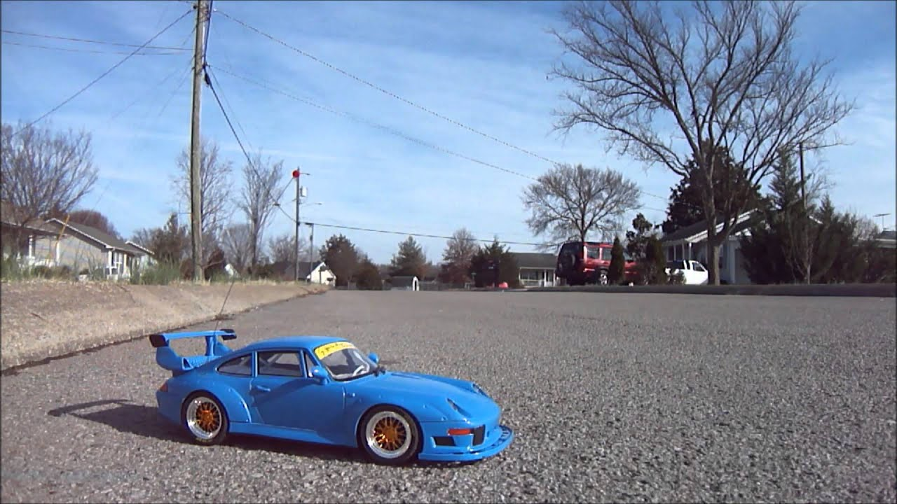 Remote Control Porsche 911 - YouTube