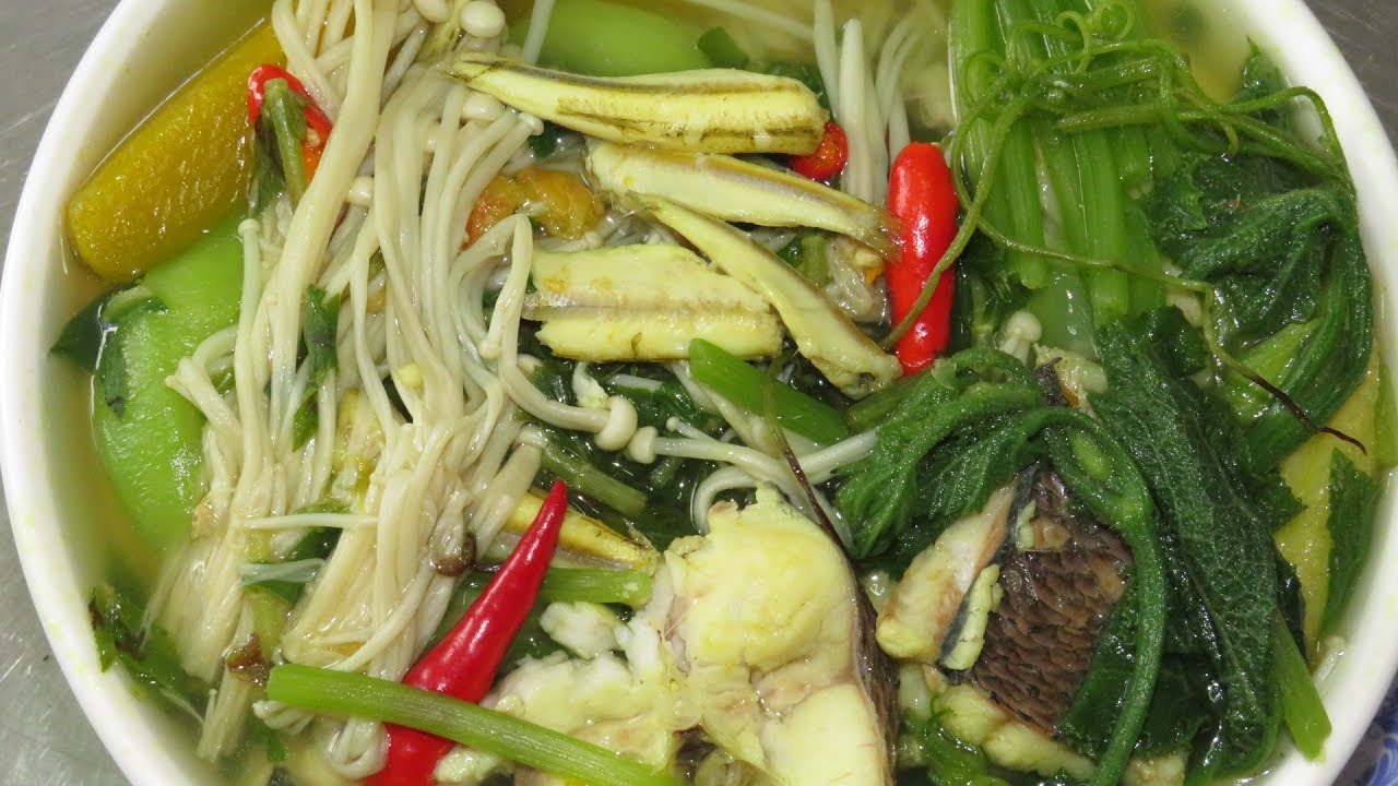 Khmer Traditional Food Recipe