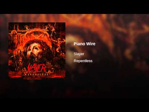 Piano Wire Lyrics
