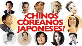 ¿Chino, coreano o japonés? | NSChinos