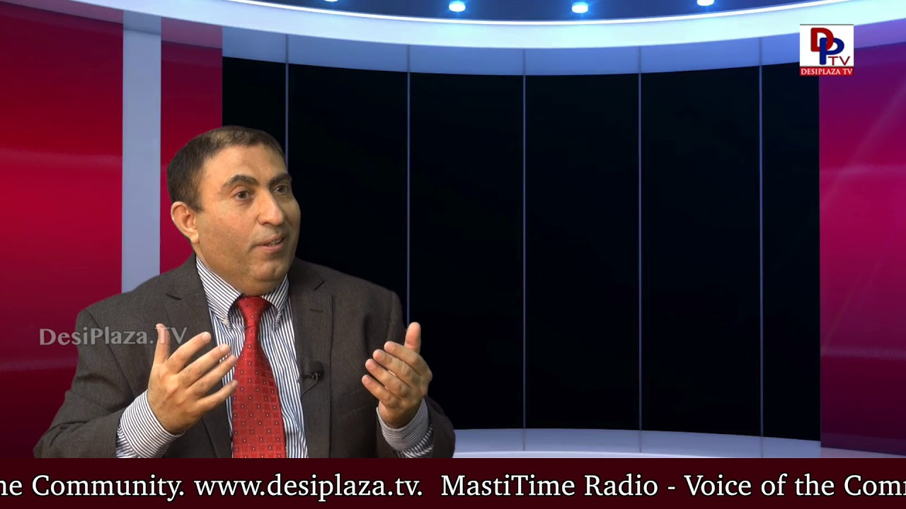 """We also offer Online courses"" - Jay Pujara, CEO, Inspiration Masters - Host : Madhav 