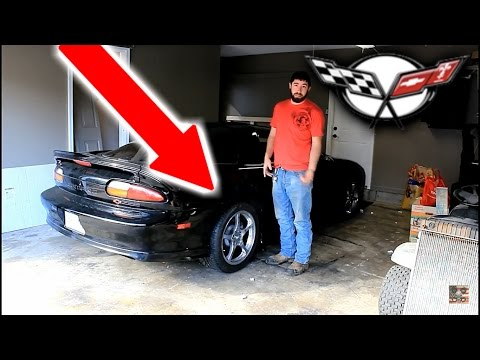 HOW TO FIT C5 CORVETTE WHEELS ON YOUR FBODY PROPERLY
