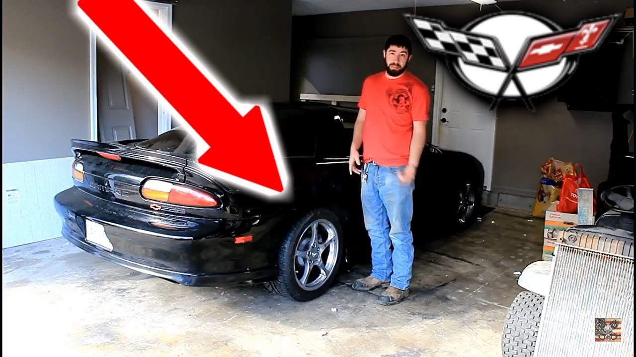 How To Fit C5 Corvette Wheels On Your Fbody Properly Youtube