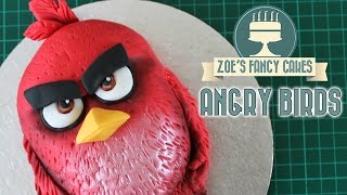 Video Angry Birds cake Red: Movie cakes download MP3, 3GP, MP4, WEBM, AVI, FLV Juni 2018