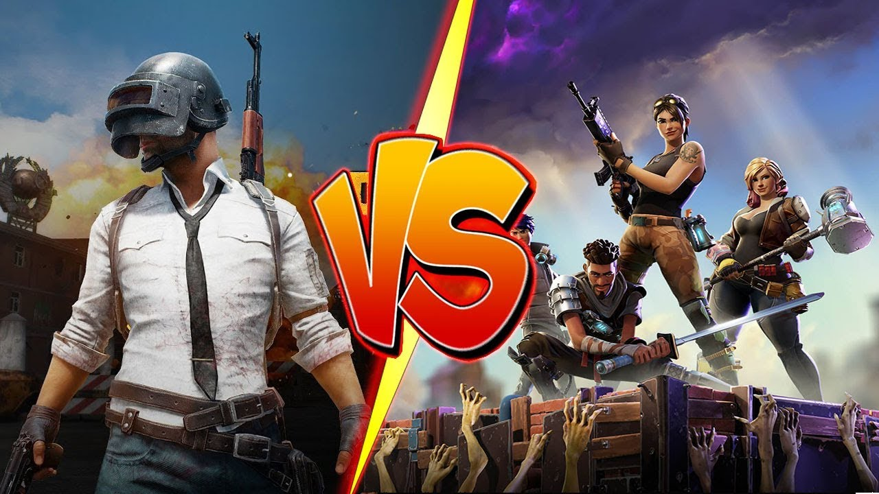 Pubg V Fortnite: 5 FACTS WHY FORTNITE WILL KILL PUBG!