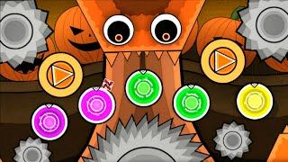 ''Hallow Hills'' 100% (Demon) by Alex112300 [2 Coins] | Geometry Dash [2.11]