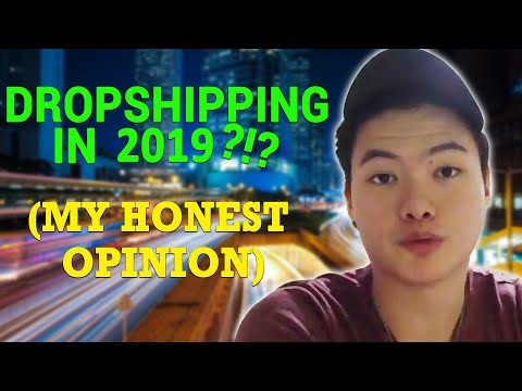 Should You Start Dropshipping Now in 2019? (Honest truth from Pro Drop-shipper) thumbnail