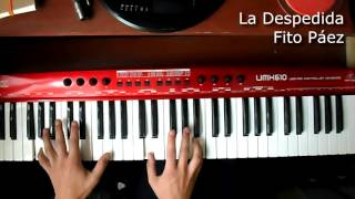 Fito Paez - La Despedida (Piano Cover)