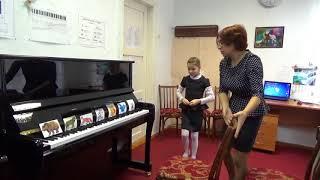 Руденко Анна Сергеевна. Использование игровых технологий на нач.этапе обучения в классе фортепиано
