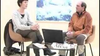 Entrevista de Francisco Mariño a Edurne...