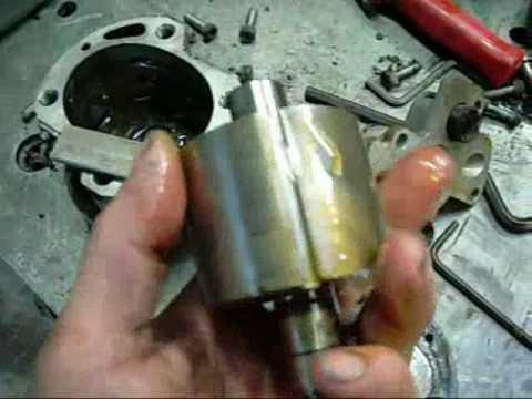 Vane Type Auto Ac Compressor Youtube