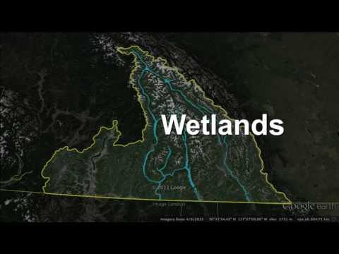 Virtual Flyover: Columbia River Basin