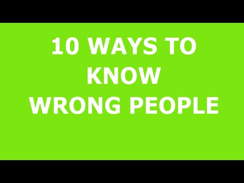 10 ways to know if you are working with the wrong people! 🙅‍♂️