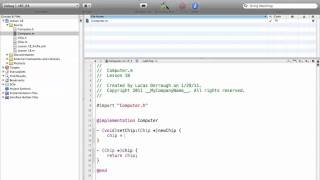 Objective-C on the Mac L18 - Object Ownership