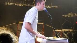 Fetus Twenty One Pilots Plays A Medly Of Self Titled And Regional At Best Songs 2012