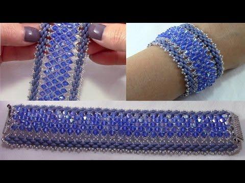 Handmade Jewelry: Dark Ecstasy Bracelet
