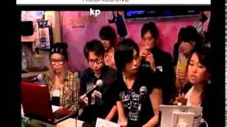 番組の一部分アップです。斉藤裕亮さんは決まったセリフないとクールだ...