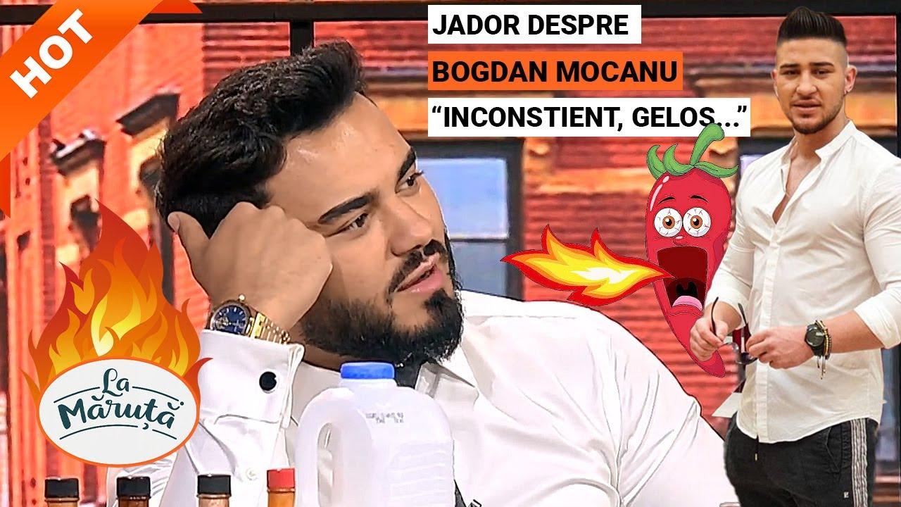 SOSURILE IUTI! ? Jador, suparat pe Bogdan Mocanu: