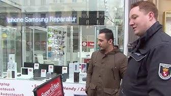 Unterwegs mit dem Ordnungsdienst in der Bremer Innenstadt