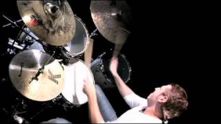 "Nicolas Viccaro et la Gretsch Renown Maple Jazz 18"" + CCL Cuivre 14"" x 5"""