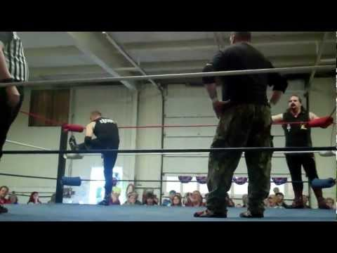 Covey Pro Wrestling Dave Duncan Tag Tournament, Aug. 18, 2012, Matches 2 & 3