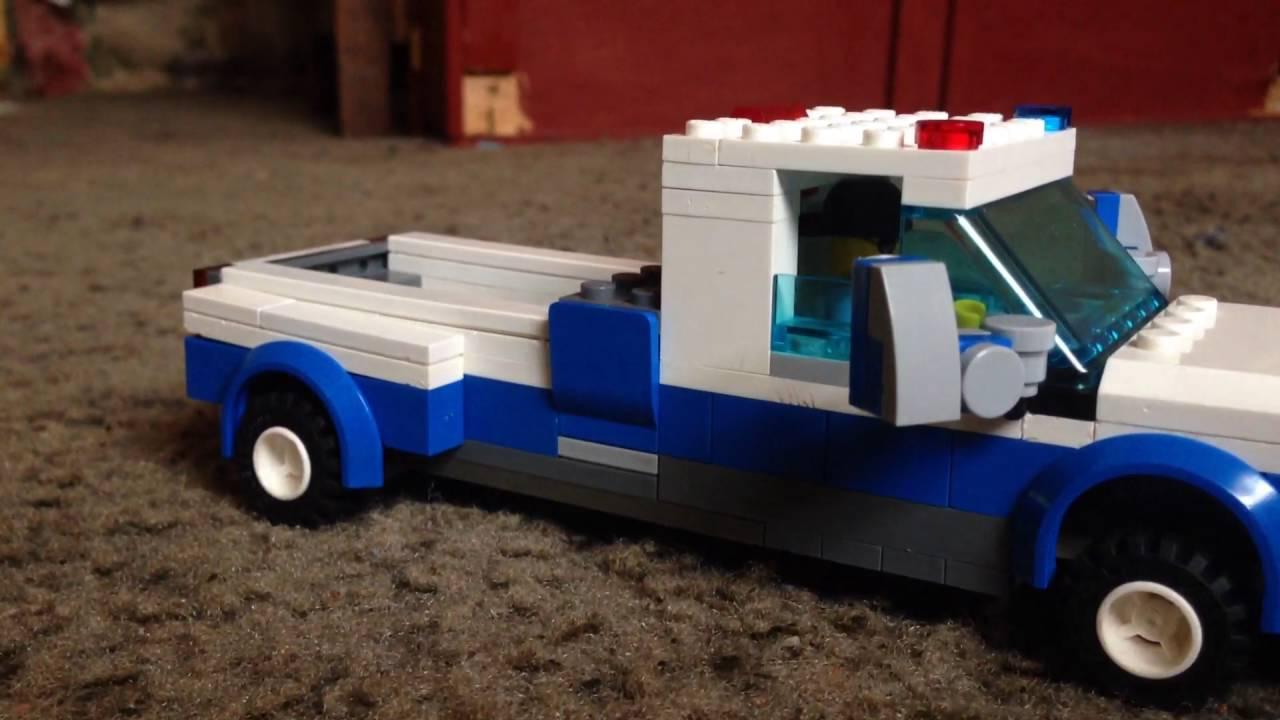 Lego Moc Dodge Dually Youtube