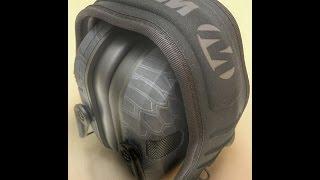 walkers razor series slim shooter eletronic folding ear muffs