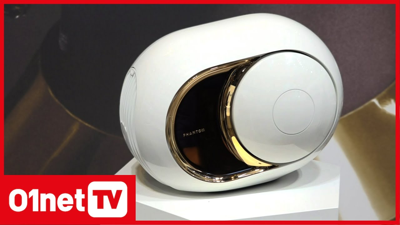 phantom gold la meilleure enceinte du monde selon devialet youtube. Black Bedroom Furniture Sets. Home Design Ideas