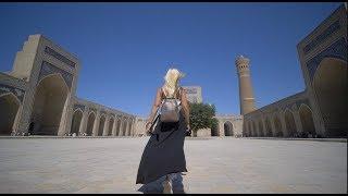 Ancient city of Bukhara - Silk Road - Uzbekistan