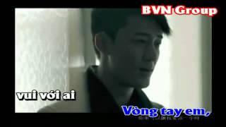 Chợt khóc karaoke HD Chí Cường
