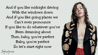 Video One Direction - Perfect (Lyrics) download MP3, 3GP, MP4, WEBM, AVI, FLV Juli 2018