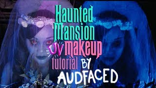 Haunted Mansion | Makeup Tutorial