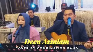 Deen Assalam Nissa Sabyan - Akustik Cover By Combination Band