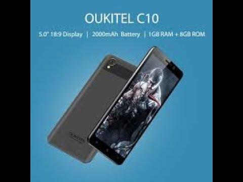 مراجعة ومعاينة هاتف  Oukitel C10