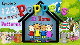 Poppets - Series 1 Episode 5 - Patterns