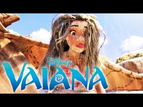 VAIANA - Spot: Sonne, Sand und Mee(h)r | Disney HD